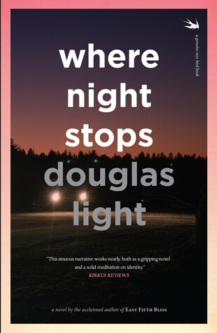 """book cover of """"Where Nigh Stops"""" by Douglas Light"""