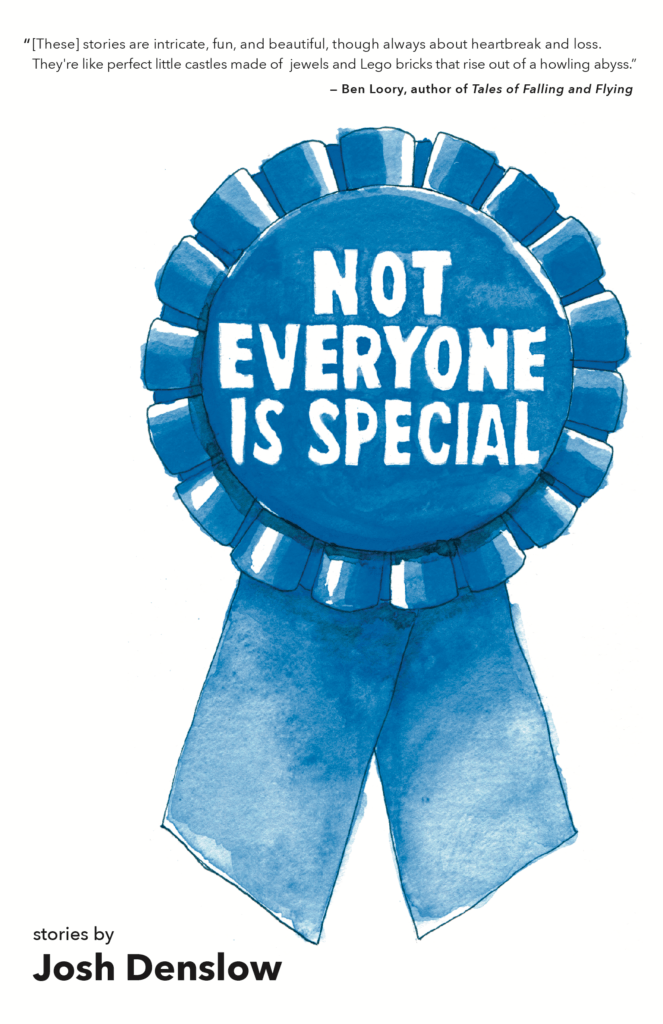 book cover image for Not Everyone Is Special