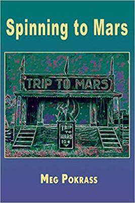 Spinning to Mars book cover