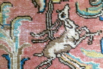 photo of rug detail